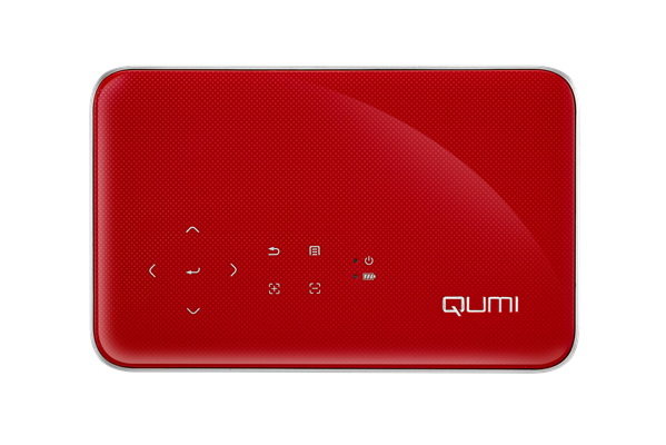 Qumi Q38 Red Top