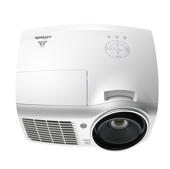 Vivitek D910HD Front Top